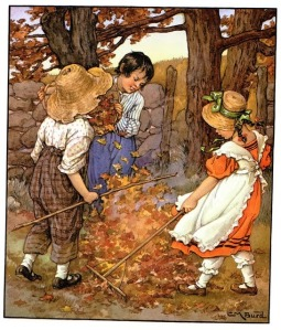 autumn children