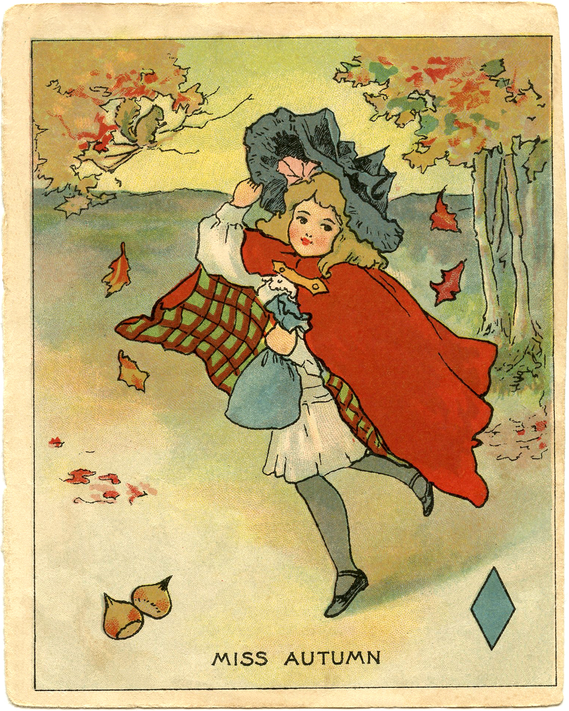 vintage-clip-art-miss-autumn-the-graphics-fairy-f4yseo-clipart