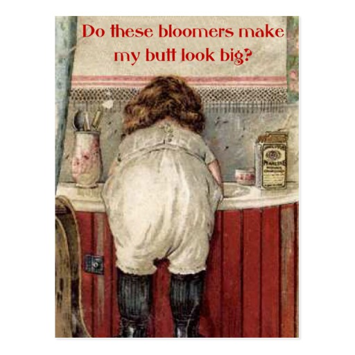 do_these_bloomers_make_my_butt_look_big_postcard-r0d8e215778cd4bd5a1f63d8b6bf7bd15_vgbaq_8byvr_512