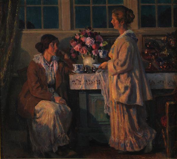 two-ladies-drinking-tea