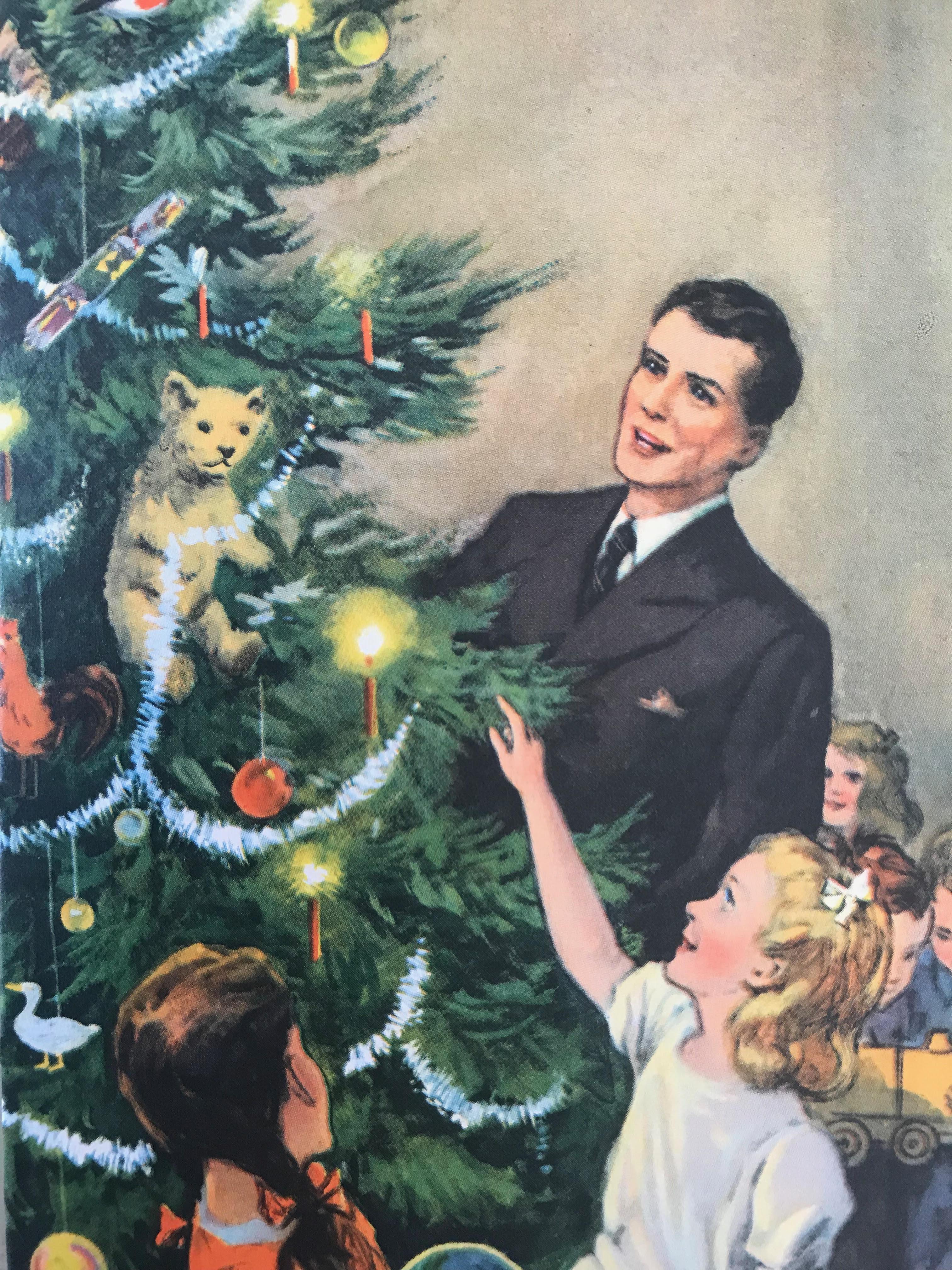 A very Vintage Christmas.
