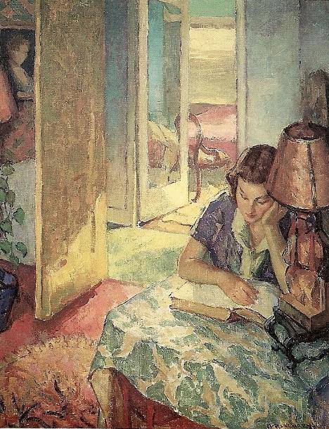 dorothy-reading